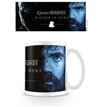 Game of Thrones Tasse Winter Is Here - Tyrion
