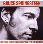 Vinyl Bruce Springsteen - Hollywood Studios Human Touch Tour 1992 Fm (2 Lp)