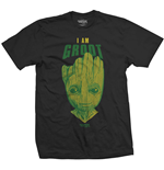 Guardians of the Galaxy T-Shirt für Männer - Design: Guardians of the Galaxy Vol. 2 I am Groot