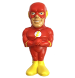 DC Comics Anti-Stress-Figur The Flash 14 cm