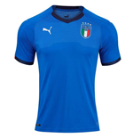Trikot Italien Fussball 2018-2019 Home Kinder