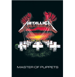Poster Metallica  - Master Of Puppets Maxi Poster (61X91,5 Cm)