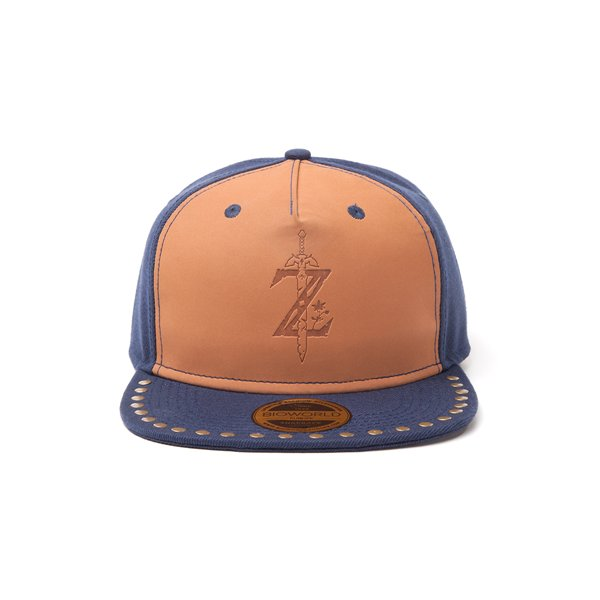 The Legend of Zelda Snapback Kappe