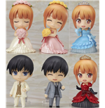 Nendoroid More Zubehör-6er-Set für Nendoroid Actionfiguren Dress-Up Wedding