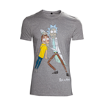 T-Shirt Rick and Morty Crazy Eyes