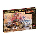 Avalon Hill Brettspiel Axis & Allies Anniversary Edition englisch