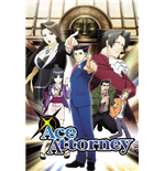 Poster Ace Attorney 278556