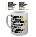 Tasse Emoticon 278571