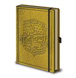 Harry Potter Premium Notizbuch A5 Hufflepuff
