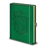 Harry Potter Premium Notizbuch A5 Slytherin