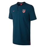 Polohemd Atletico Madrid 2017-2018