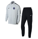 Trainingsanzug Paris Saint-Germain 2017-2018 (Weiss)