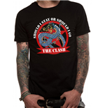 T-Shirt The Clash 279127