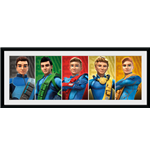 Kunstdruck Thunderbirds 279187