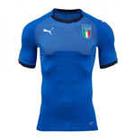 Trikot Italien Fussball 2018-2019 Home Evoknit Authentic (mit Verpackung)