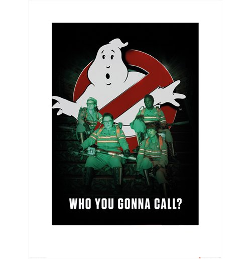 poster ghostbusters 279370 original kaufen sie online im angebot. Black Bedroom Furniture Sets. Home Design Ideas