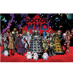 Poster Doctor Who  279379