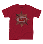 T-Shirt BSA Motorcycles - Classic British Motorcycles