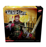 Avalon Hill Brettspiel Betrayal at Baldur's Gate englisch