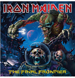 Vinyl Iron Maiden - The Final Frontier (2 Lp)