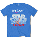T-Shirt Star Wars  It's Back! Japanese