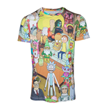 T-Shirt Rick and Morty 280034