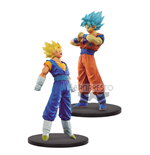 Dragonball Super Warriors DXF Figuren 18 cm SSJ Vegetto & SSJ Blue Goku Sortiment (2)
