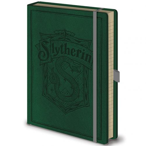 Notizblock Harry Potter  Premium Notebook Slytherin