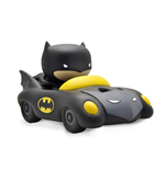 Justice League Chibi Spardose Batmobile 17 cm