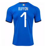 Trikot Italien Fussball 2018-2019 Home (Buffon 1) Kinder