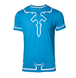 T-Shirt The Legend of Zelda - Link's Breath of the Wild