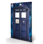 Holzdruck Doctor Who  280451