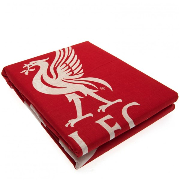 Bettzubehör Liverpool FC Single Duvet Set PL