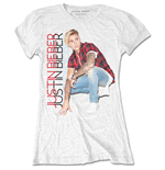 T-Shirt Justin Bieber Ladies