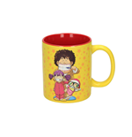 Dr. Slump Tasse Family Teeth