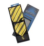 Harry Potter Krawatte & Ansteck-Pin Deluxe Box Hufflepuff