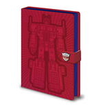 Transformers G1 Premium Notizbuch A5 Optimus Prime