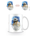 Star Wars Episode VIII Tasse BB-8 Brushstroke