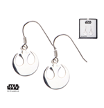 Star Wars Ohrringe Rebel Alliance Symbol (Sterling Silber)