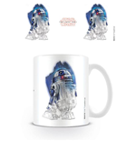 Star Wars Episode VIII Tasse R2-D2 Brushstroke