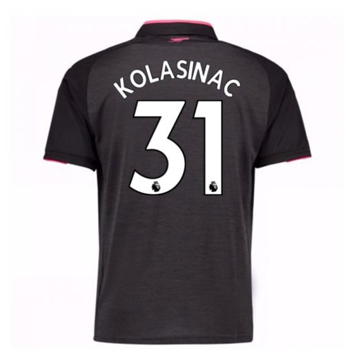 Trikot 2017/18  Arsenal Third  (Kolasinac 31)