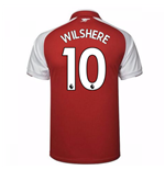 Trikot 2017/18  Arsenal Home (Wilshere 10)