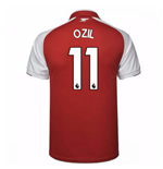 Trikot 2017/18  Arsenal Home (Ozil 11)