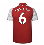 Trikot 2017/18  Arsenal Home (Koscielny 6)