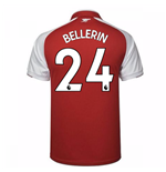 Trikot 2017/18  Arsenal Home 9Bellerin 24)