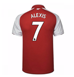 Trikot 2017/18  Arsenal Home (Alexis 7)