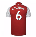 Trikot 2017/18  Arsenal Home Kinder (Koscielny 6)