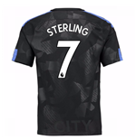Trikot 2017/18  Manchester City FC 2017-2018 Third (Sterling 7)