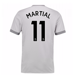 Trikot 2017/18  Manchester United FC 2017-2018 Third (Martial 11)  Kinder
