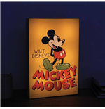 Tischlampe Mickey Mouse 281792
